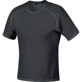 GORE WEAR M Base Layer Fietsshirt Korte Mouwen Heren, black